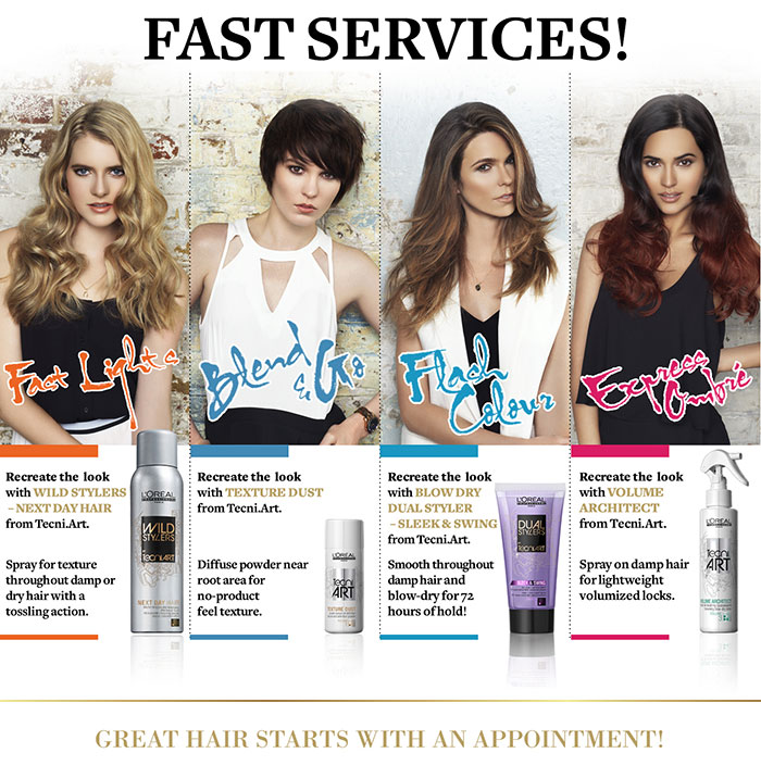 LorealProFastServices
